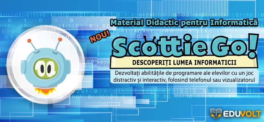 Material Didactic Informatica ScottieGo