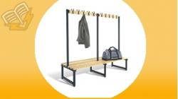 mobilier scolar pentru vestiare