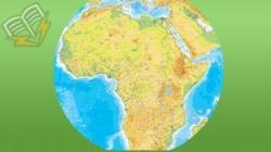 harta geografica a africii