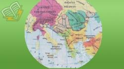 harti pentru epoca antica